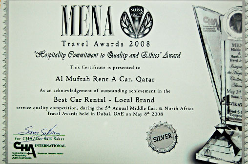 Al Saad Rent A Car Qatar